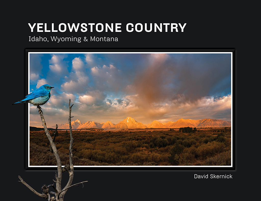 Yellowstone Country - Fine Art Book - Release Date: June 28, 2017 - Available Everywhere!