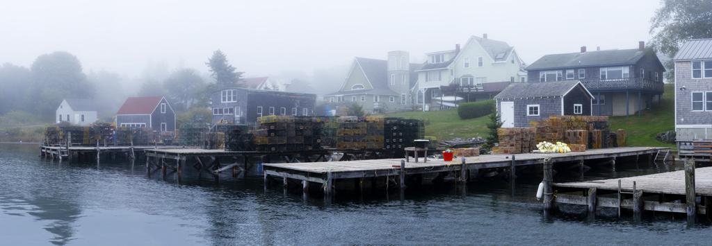 Photography Workshop - Coast of Maine